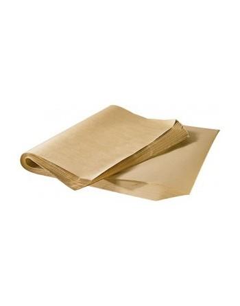 500 Hojas papel manila blanco doblado 62x86 cm.
