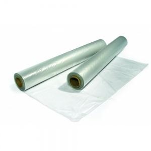 polietileno reciclado transparente en lámina