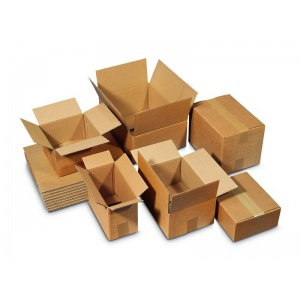 Cajas canal simple
