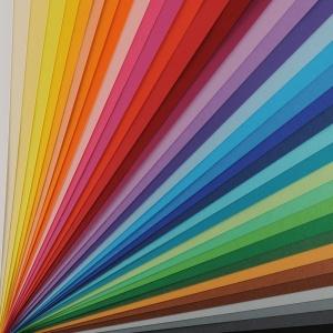 Cartulina de color