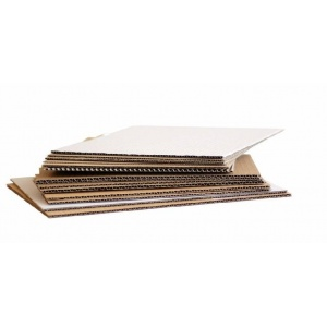 Cartón en plancha